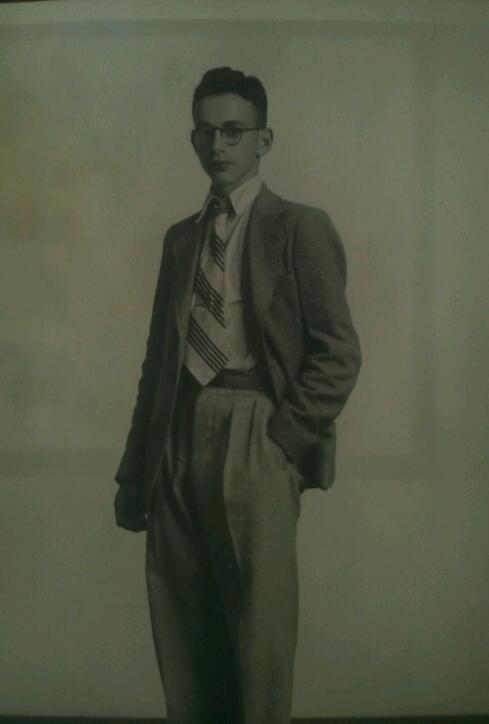 My dad, ca 1938